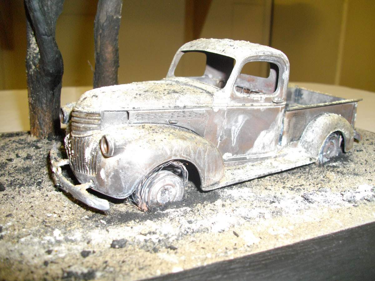 Car wrecks by Barry.-bushfire-victim-002-jpg