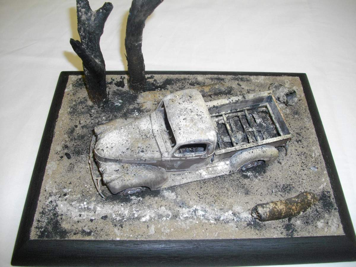 Car wrecks by Barry.-bushfire-victim-001-jpg