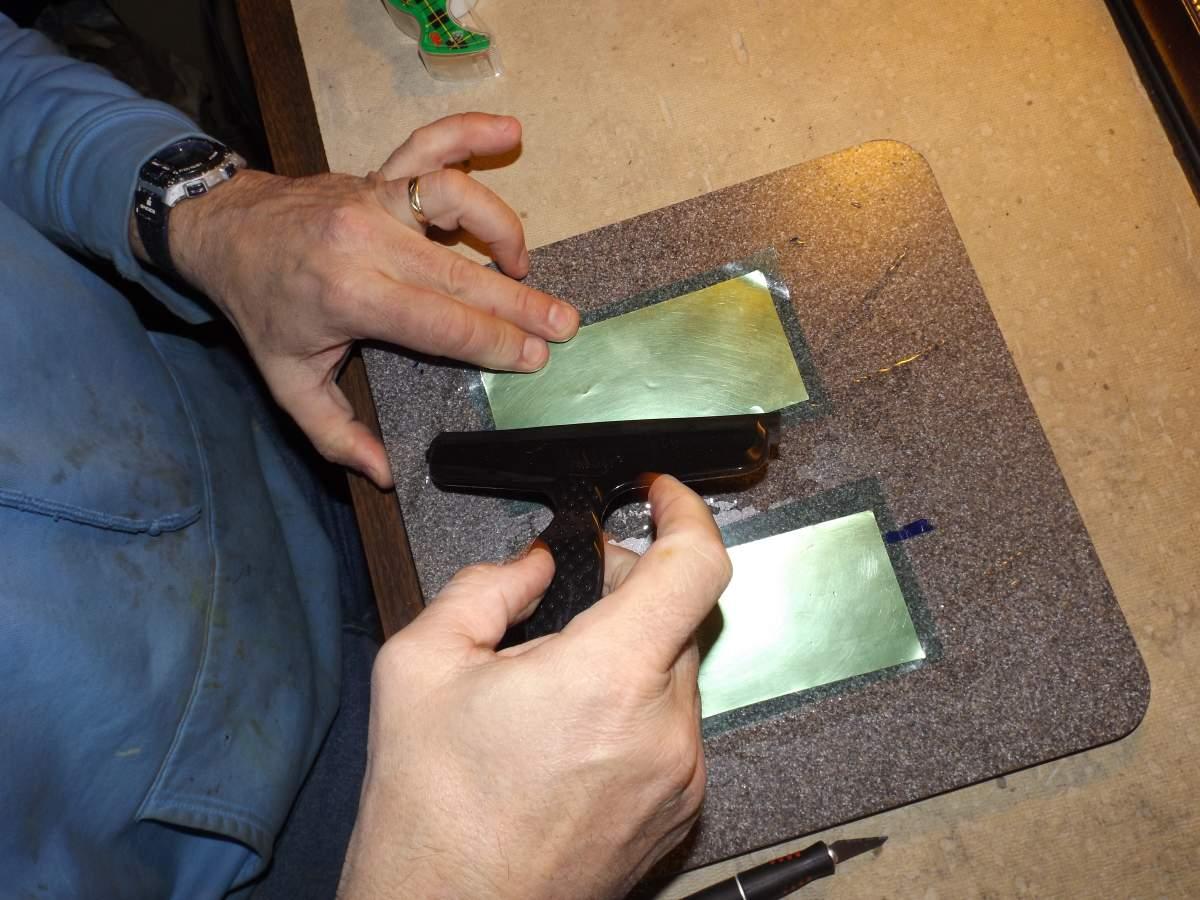 DIY/Home Photoetching II-12_squeegee_water-jpg