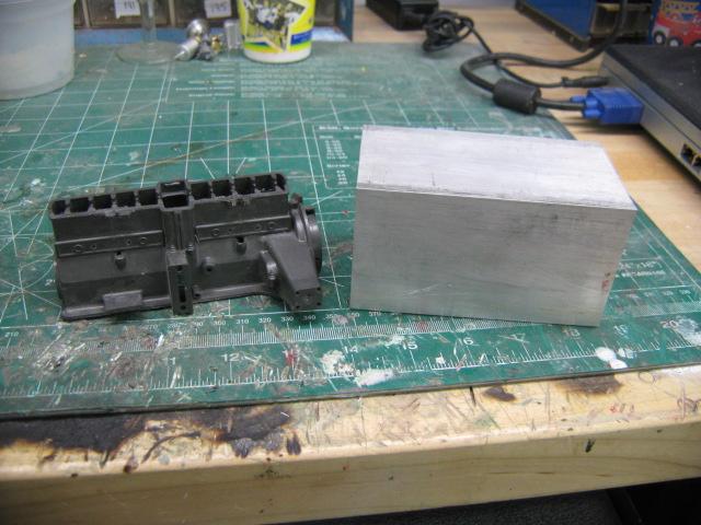 Building the Pocher Monza-aluminum-engine-001-jpg