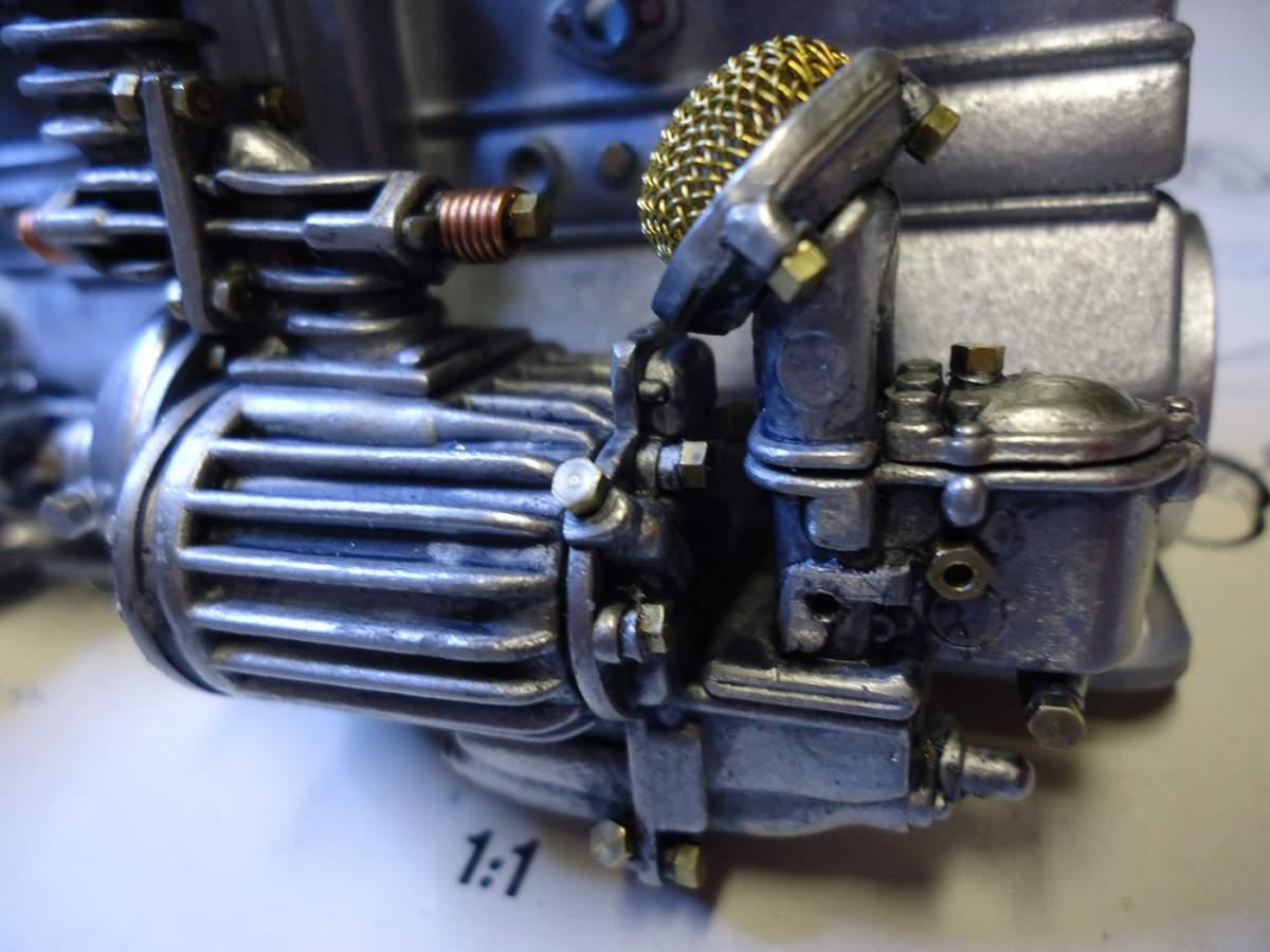 Article: Re: Pocher Alfa Romeo Monza-Build Diary-carburator-cu2-jpg