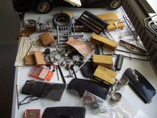 Article: Pocher K74 Mercedes Benz Spezial Cabrio A rebuild-3-2-1-meins-05-jpg