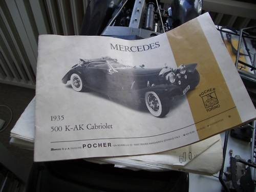 Article: Pocher K74 Mercedes Benz Spezial Cabrio A rebuild-3-2-1-meins-03-jpg
