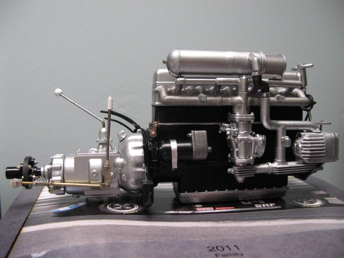 Building the 1934 540K Mercedes Benz-pocher-078-jpg