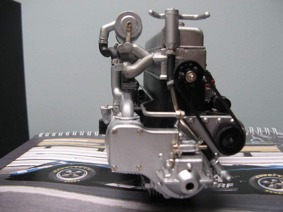 Building the 1934 540K Mercedes Benz-pocher-079-jpg