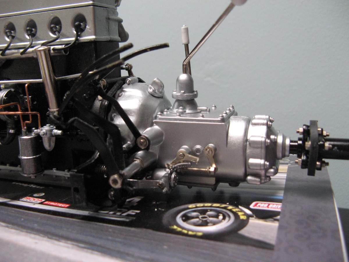 Building the 1934 540K Mercedes Benz-pocher-080-jpg