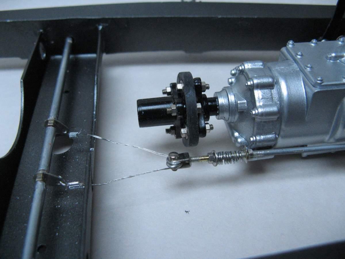 Building the 1934 540K Mercedes Benz-pocher-108-jpg