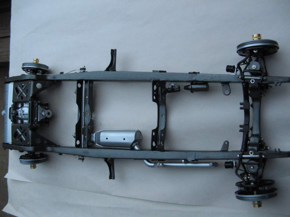 Building the 1934 540K Mercedes Benz-pocher-143-jpg