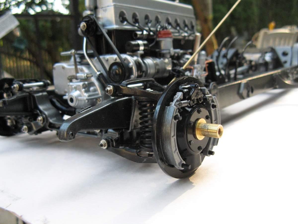 Building the 1934 540K Mercedes Benz-pocher-148-jpg