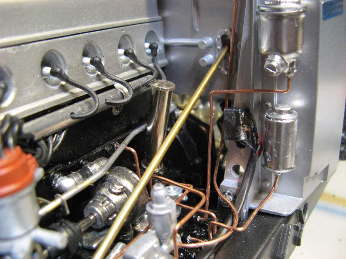 Building the 1934 540K Mercedes Benz-pocher-173-jpg