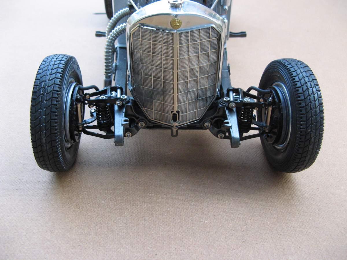 Building the 1934 540K Mercedes Benz-pocher-177-jpg