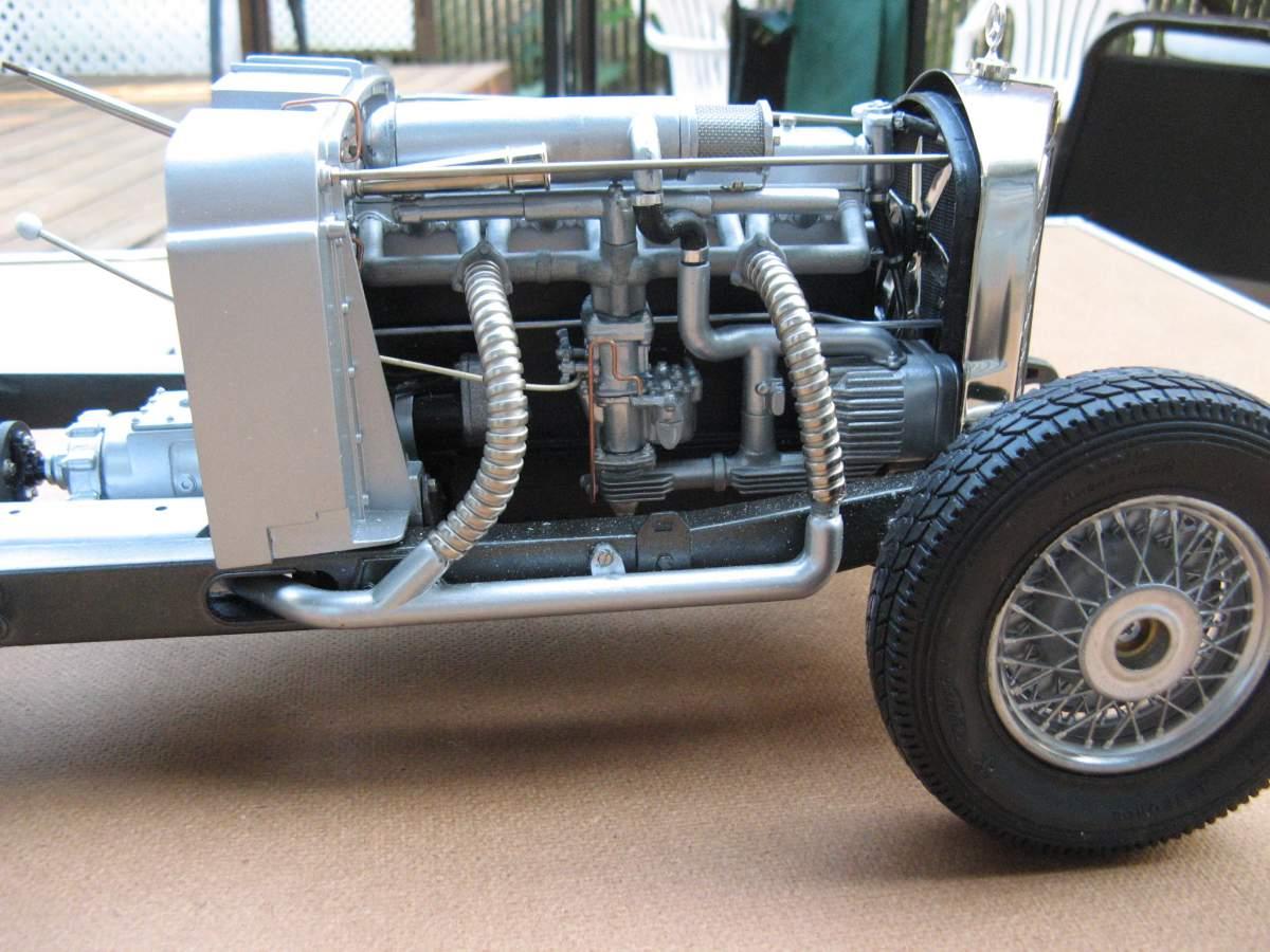 Building the 1934 540K Mercedes Benz-pocher-183-jpg