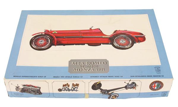 Article: Re: Pocher Alfa Romeo Monza-Build Diary-pocher-monza-jpg
