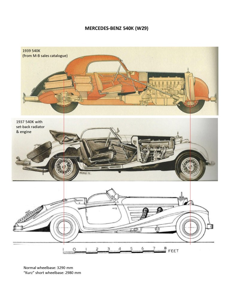 Mercedes 540 special body-comparisonscomp-jpg
