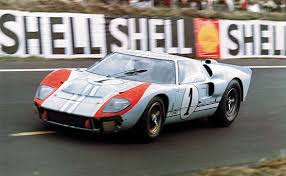 Trumpeter 1/12 Ford GT40 MkII-race-jpg