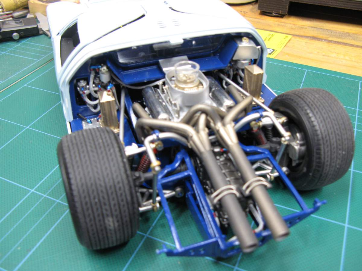 Trumpeter 1/12 Ford GT40 MkII-img_2264-jpg