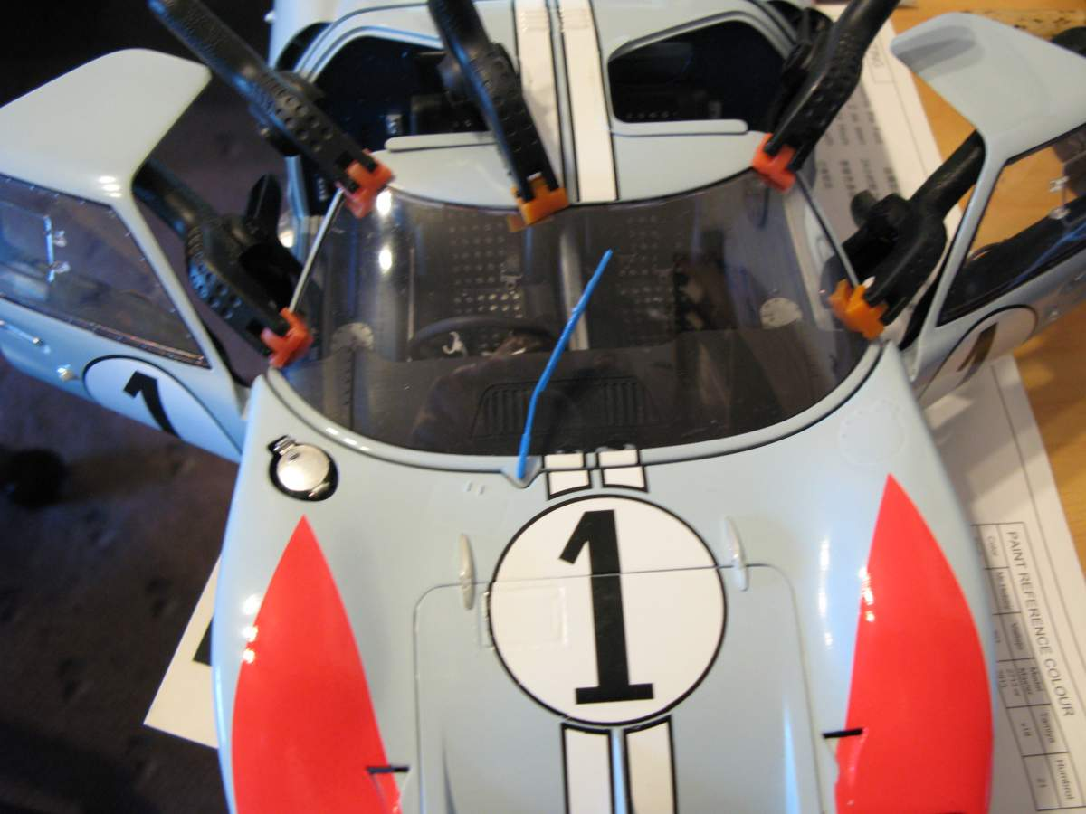 Trumpeter 1/12 Ford GT40 MkII-img_2307-jpg