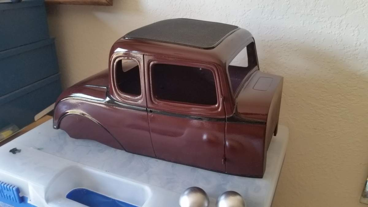 1932 FORD  Standard 5 window coupe   1/8 scale-20170826_161353-jpg
