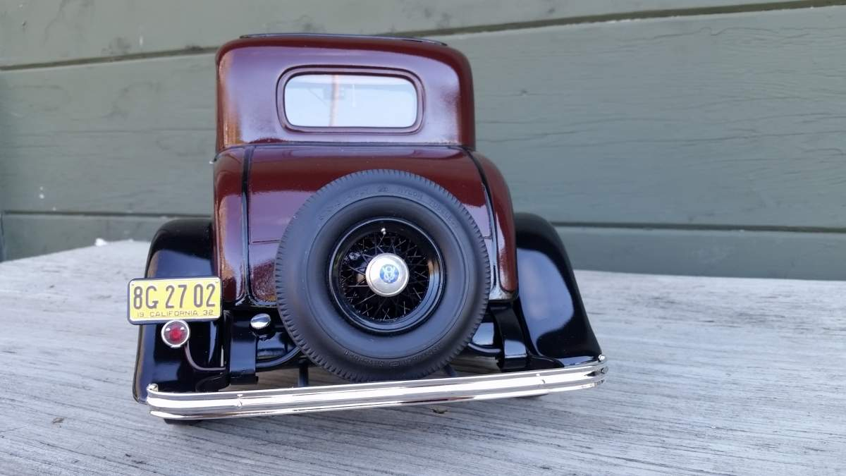 1932 FORD  Standard 5 window coupe   1/8 scale-20180204_113436-jpg