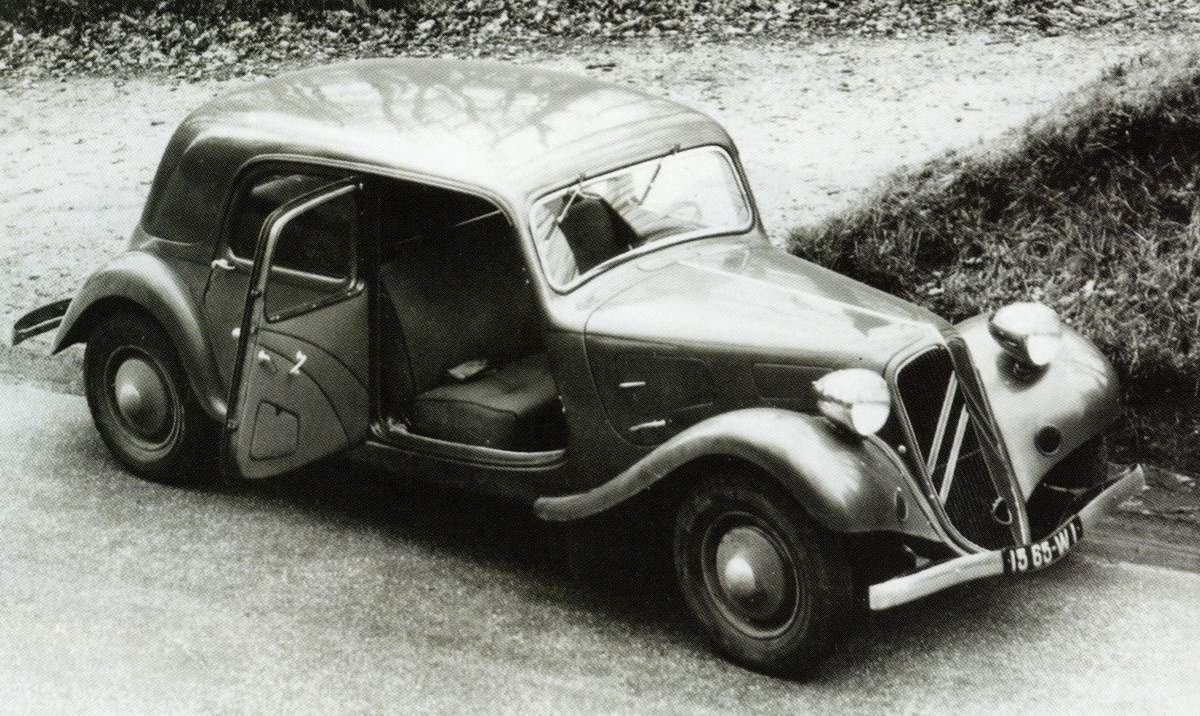 """1936 Traction Avant 'Normale""""-36-normale-frontr3q-jpg"""