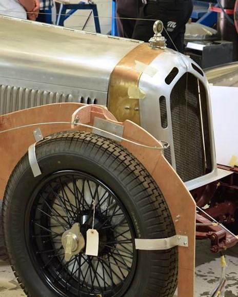 ALFA ROMEO 8C 2300 ENGINE MODEL - 1/4th SCALE-36259860_2028111147503918_3969637490561646592_n-2-jpg