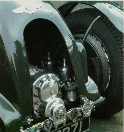 1/12 Birkin Blower Bentley single seater-green-seater-jpg