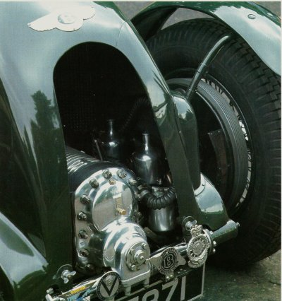 1/12 Birkin Blower Bentley single seater-green-seater-jpg