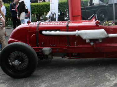 1/12 Birkin Blower Bentley single seater-bonnet-2012-jpg