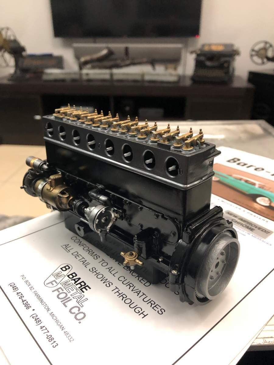 Pocher k91-engine-2-jpg