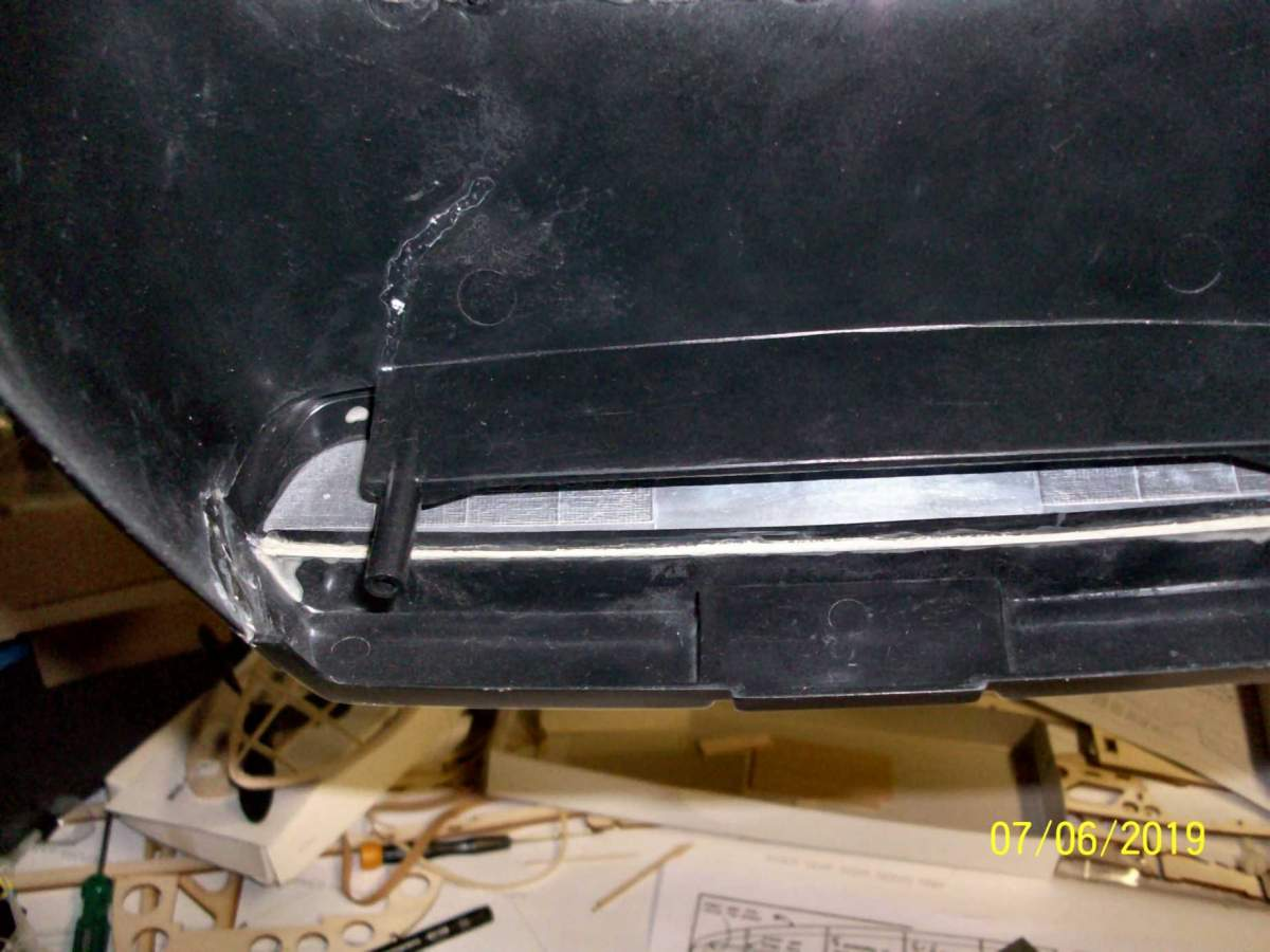 1/8 Monogram Turbo T/A with broken pillars, top and multiple cracked body.-100_1118-jpg