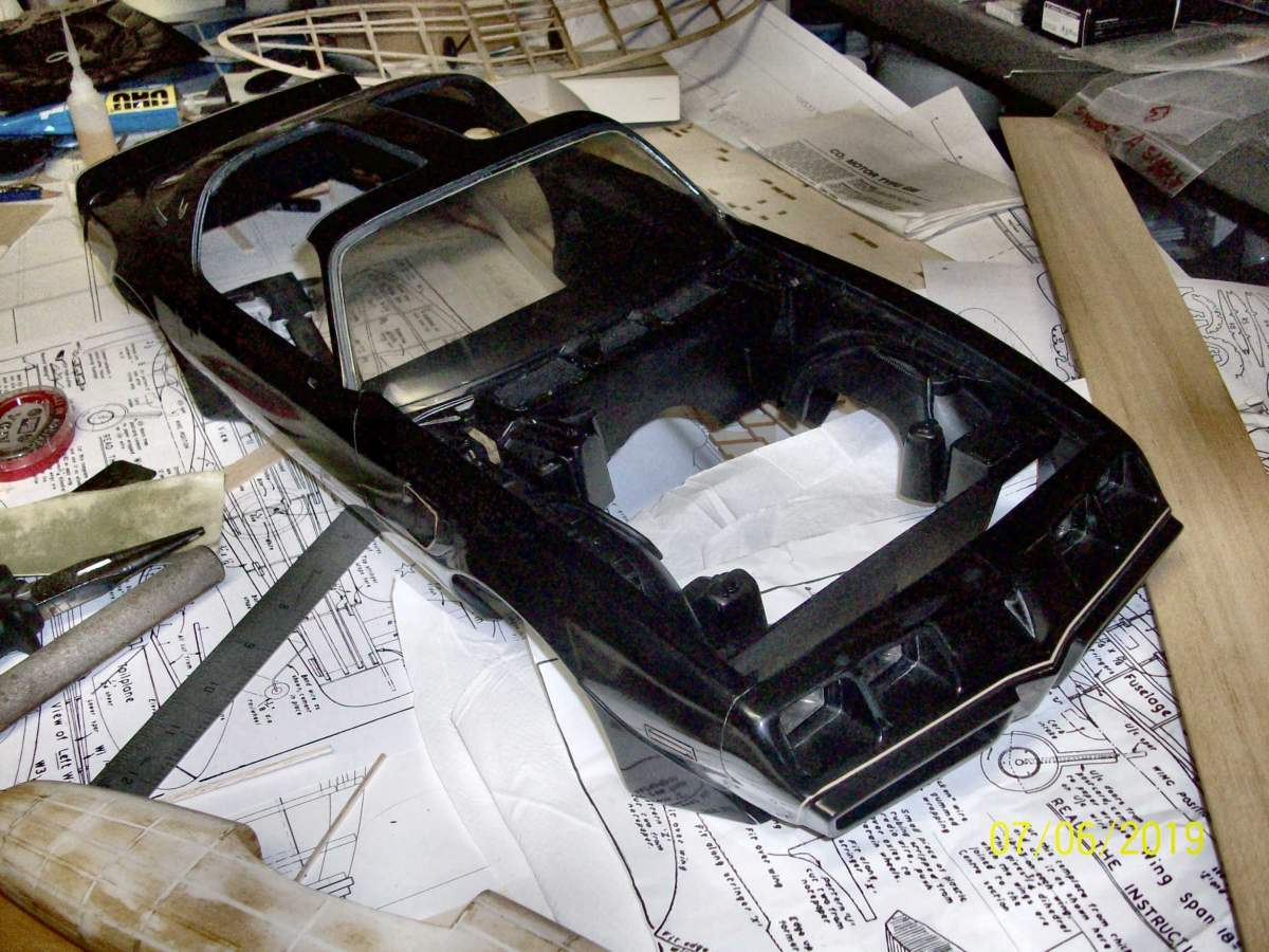 1/8 Monogram Turbo T/A with broken pillars, top and multiple cracked body.-100_1113-jpg