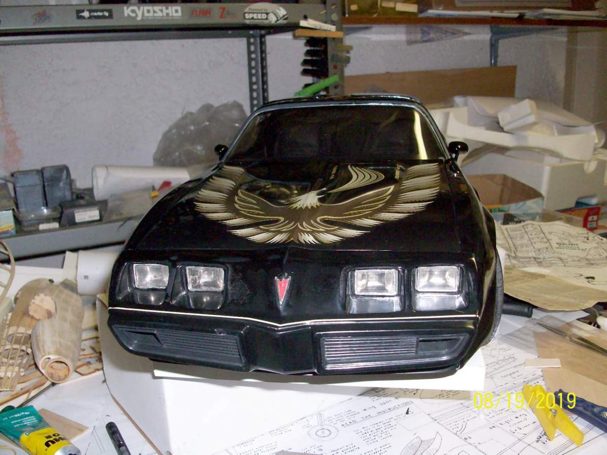 1/8 Monogram Turbo T/A with broken pillars, top and multiple cracked body.-100_1155-jpg