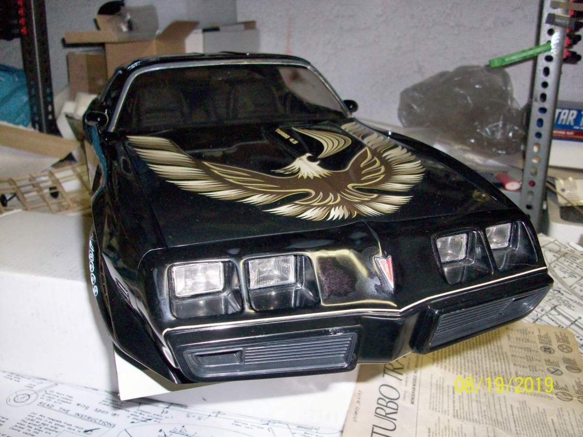 1/8 Monogram Turbo T/A with broken pillars, top and multiple cracked body.-100_1159-jpg