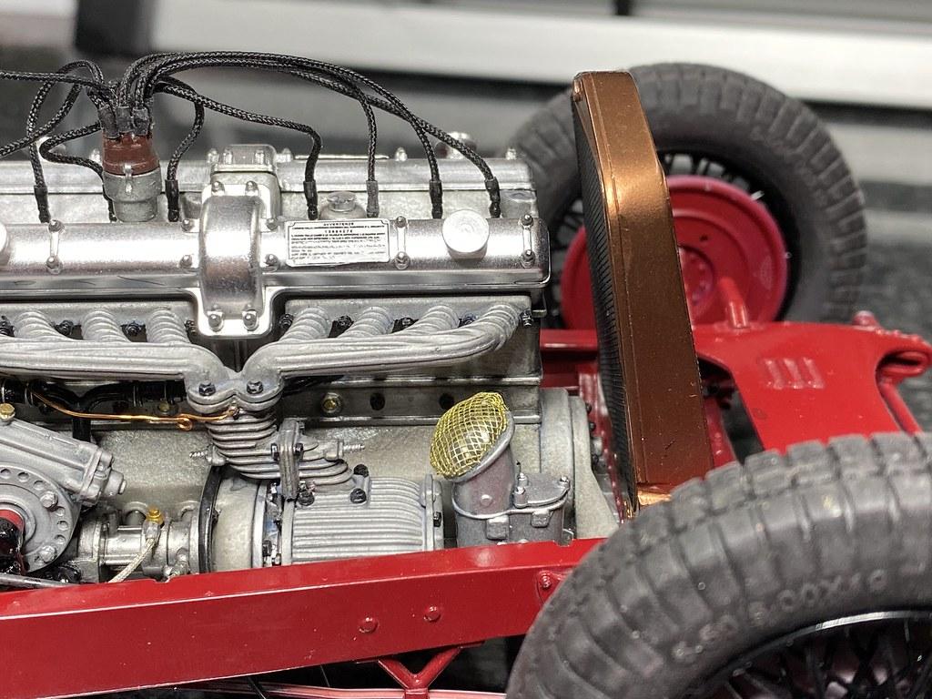 Italeri Alfa Romeo 8C 2300 Monza-49277776102_326ac419b6_b-jpg