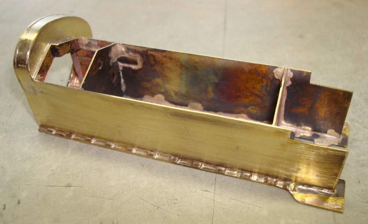 1:12 1932 Cadillac V-16 frame and engine-206-crankcase-jpg