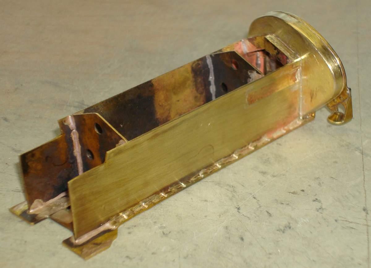 1:12 1932 Cadillac V-16 frame and engine-208-crankcase-jpg