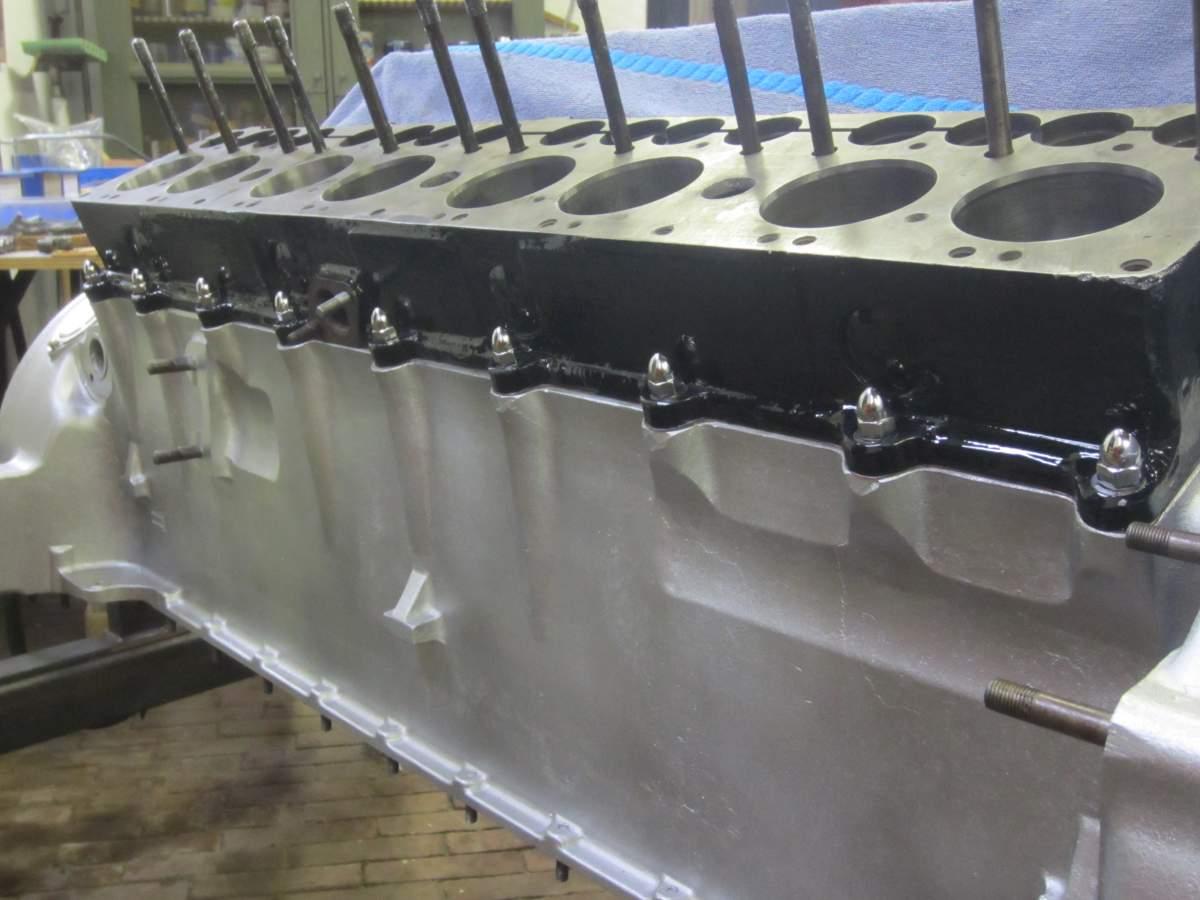1:12 1932 Cadillac V-16 frame and engine-cylinder-block-fit-1-jpg