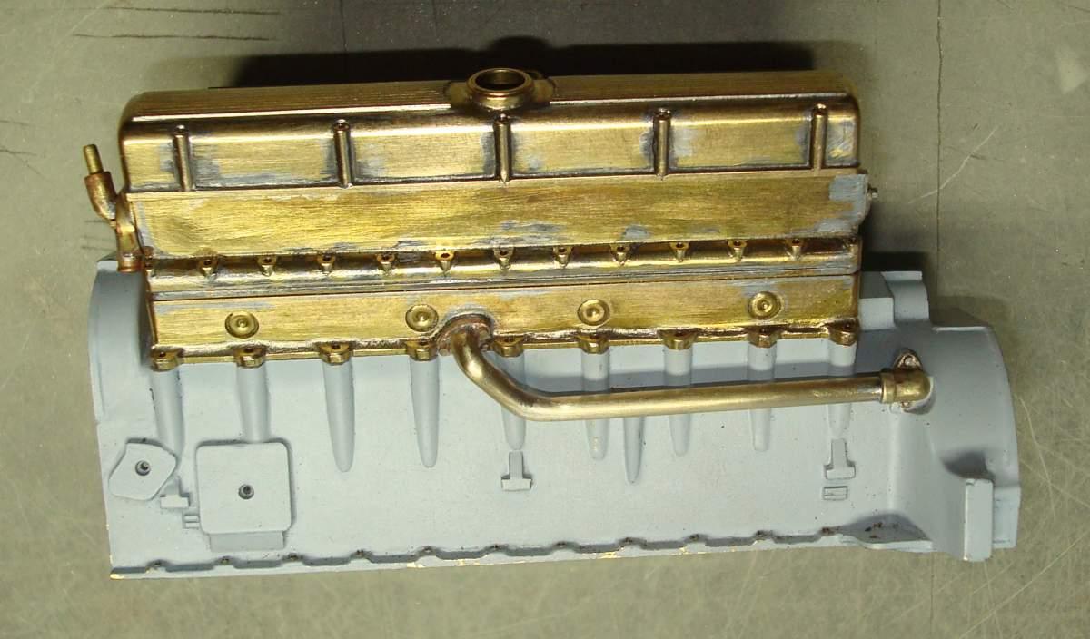 1:12 1932 Cadillac V-16 frame and engine-267-water-tube-jpg