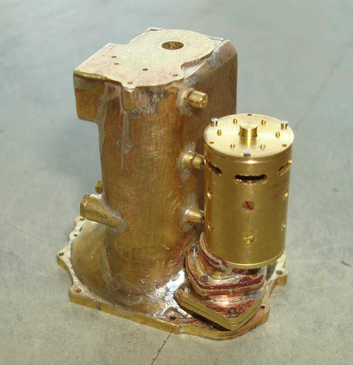 1:12 1932 Cadillac V-16 frame and engine-276-starter-motor-jpg