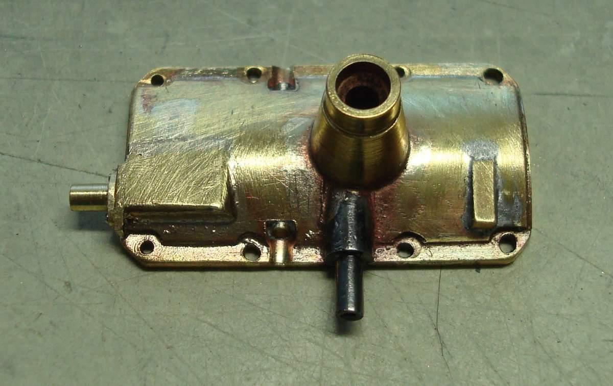 1:12 1932 Cadillac V-16 frame and engine-291-transmission-cover-jpg