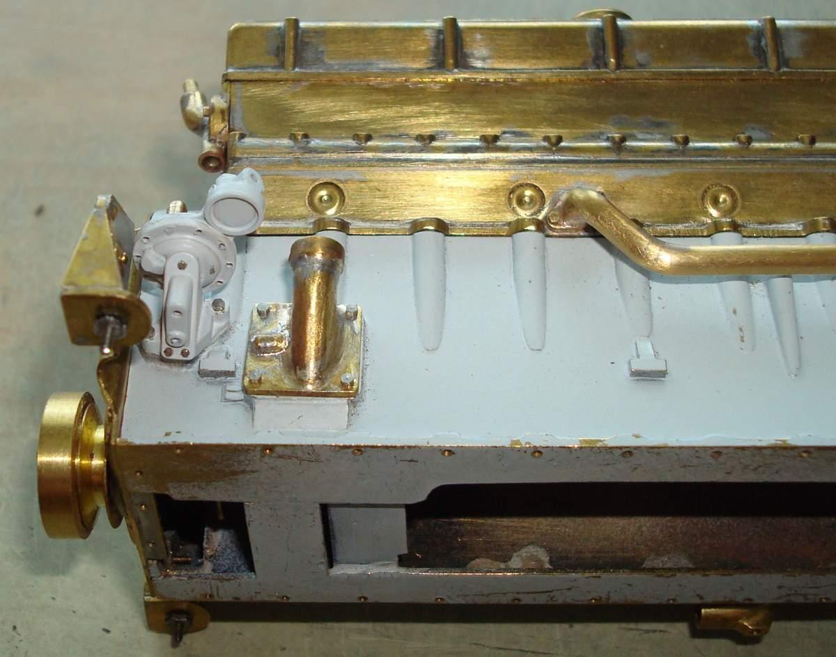 1:12 1932 Cadillac V-16 frame and engine-329-installed-fuel-pump-jpg