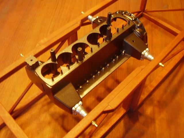 Pocher Rolls K 72 Build 1-I (The engine stand 2)-13-jpg