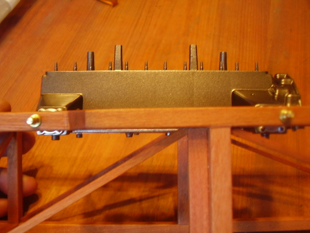 Pocher Rolls K 72 Build 1-I (The engine stand 2)-11-jpg