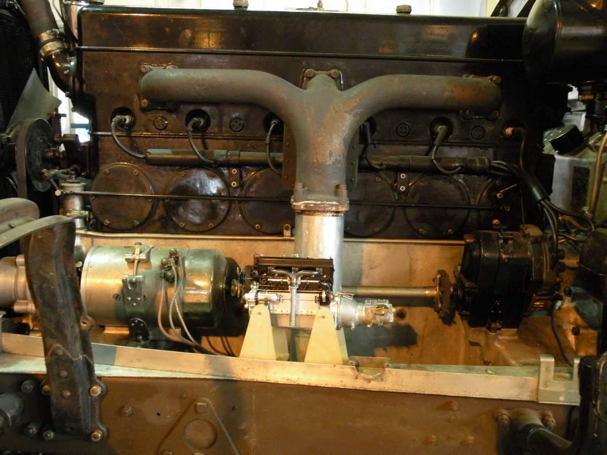 Pocher Rolls Royce scratchbuilt chassis-dscn1140-jpg