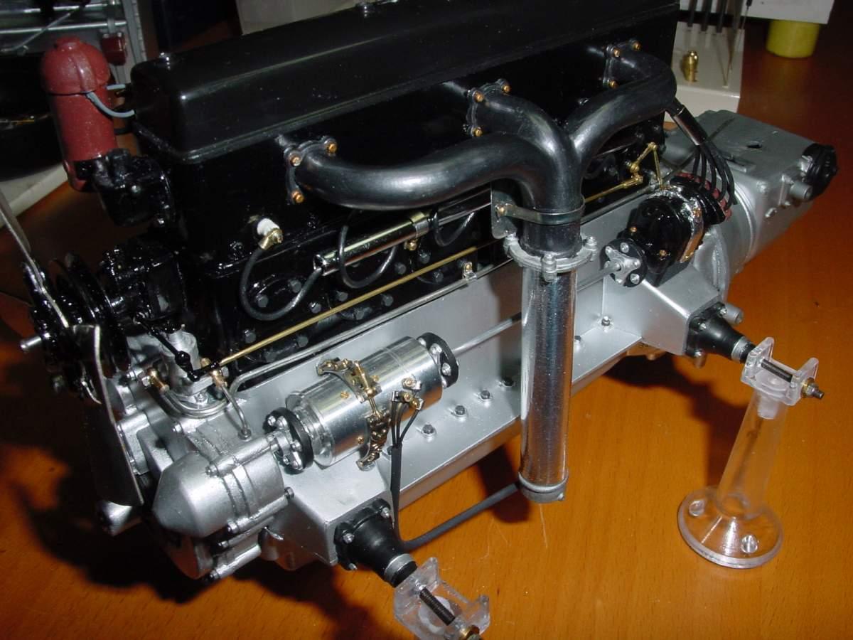 Pocher Rolls Royce scratchbuilt chassis-bay-dana-028-jpg