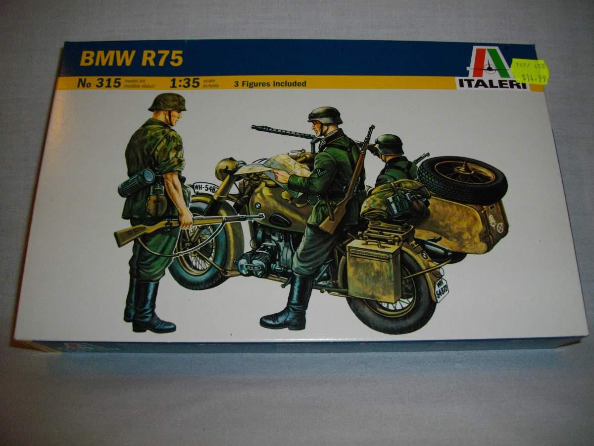 BMW with sidecar.-bmw-r75-box-art-jpg