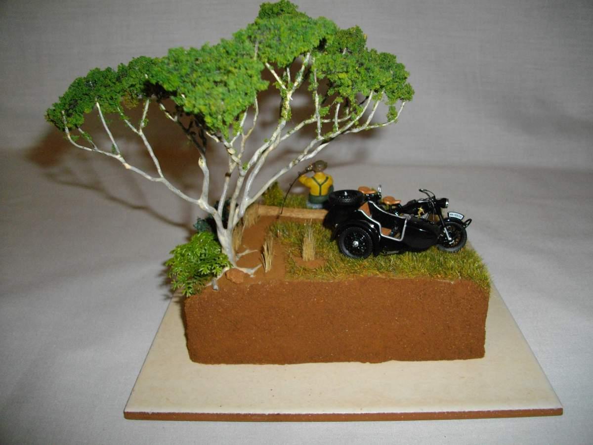 BMW with sidecar.-bike-car-diorama-finished-005-jpg