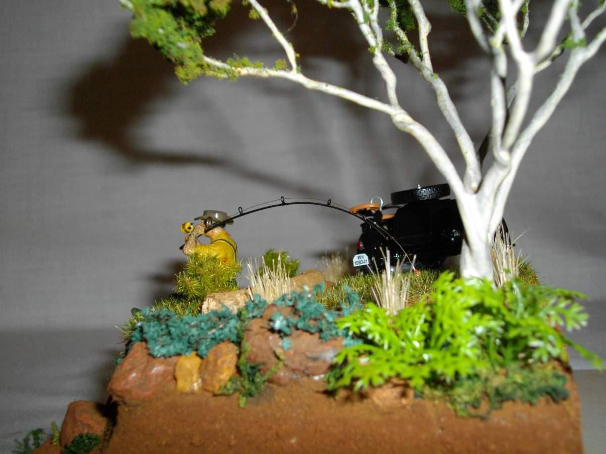 BMW with sidecar.-bike-car-diorama-finished-021-jpg
