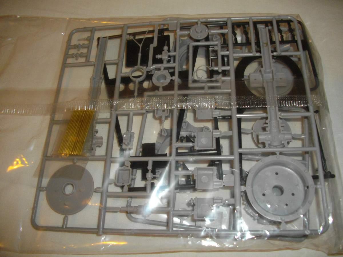 Clerget 9B Rotary Engine. 1/8th. Hasagawa.-009-jpg