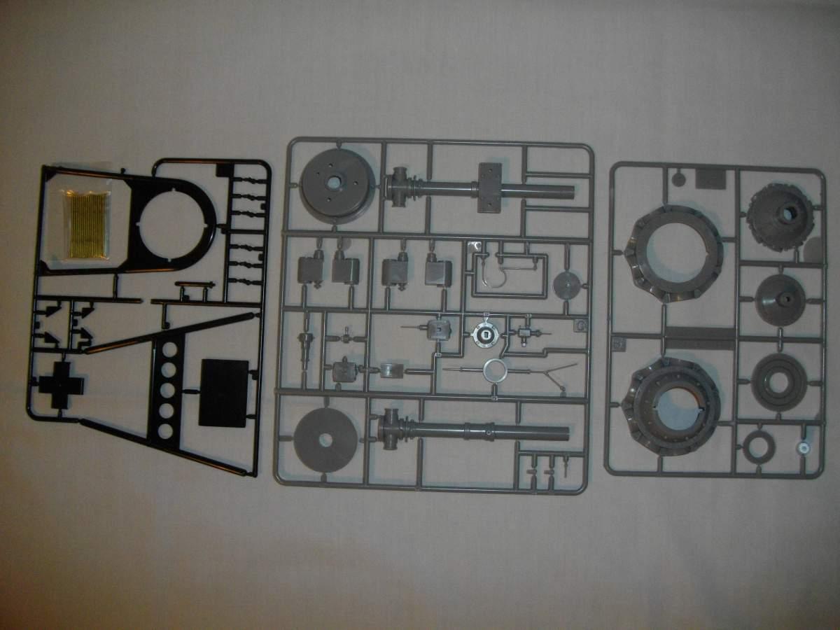 Clerget 9B Rotary Engine. 1/8th. Hasagawa.-010-jpg